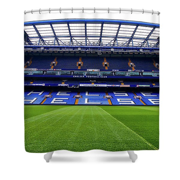 Stamford Bridge Shower Curtain