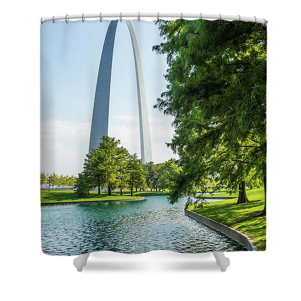 Stand Alone II Shower Curtain