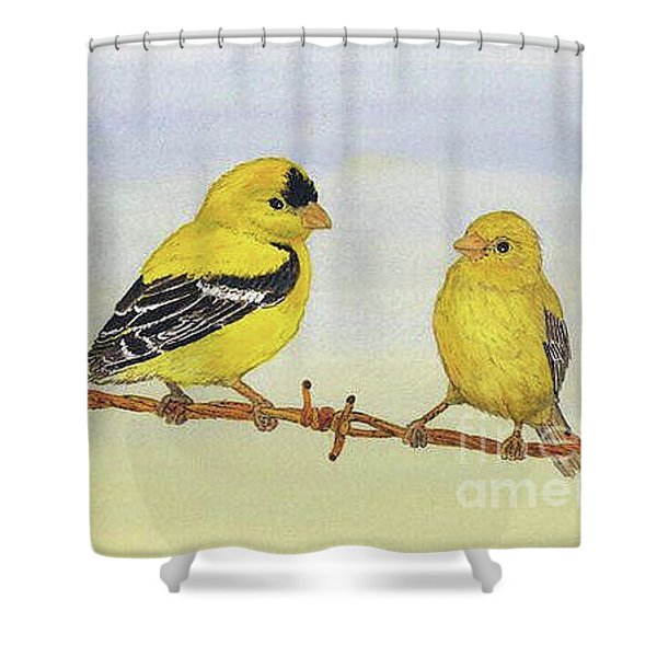 Standing Room Only Shower Curtain