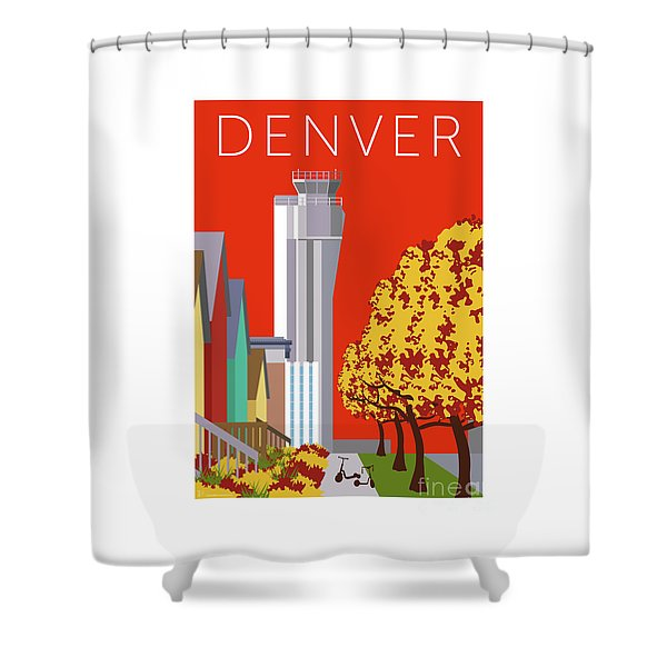 Stapleton Fall Shower Curtain