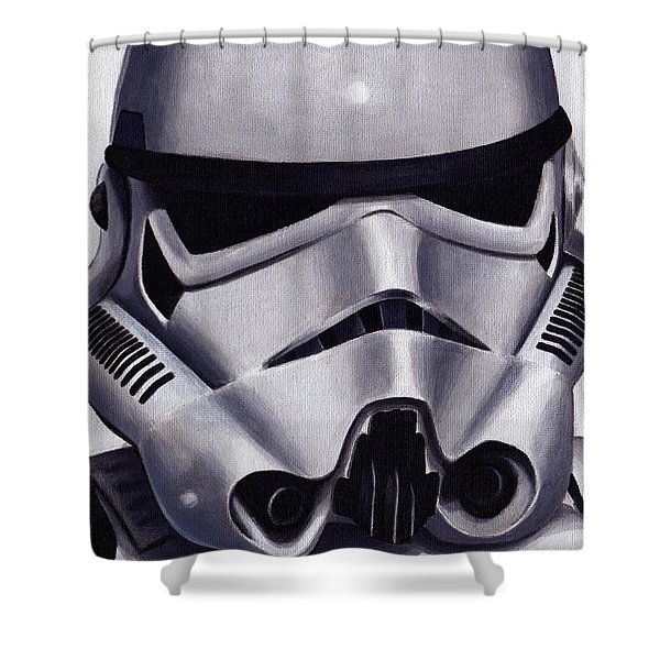 Star Wars - Imperial Stormtrooper Shower Curtain