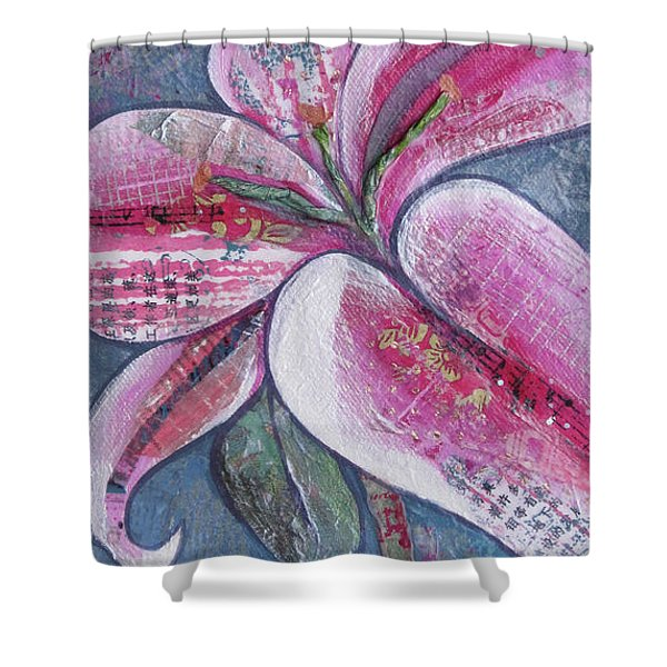 Stargazer I Shower Curtain