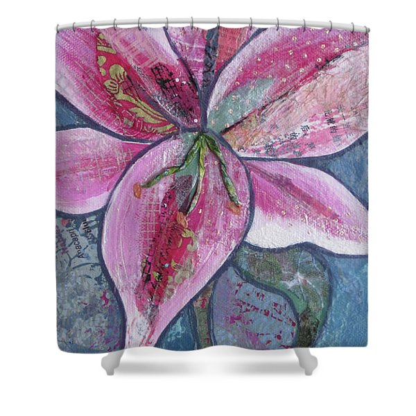 Stargazer II Shower Curtain