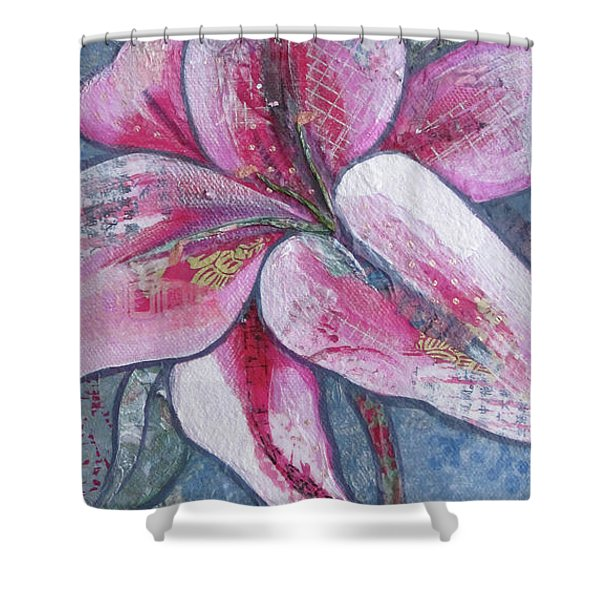 Stargazer IIi Shower Curtain