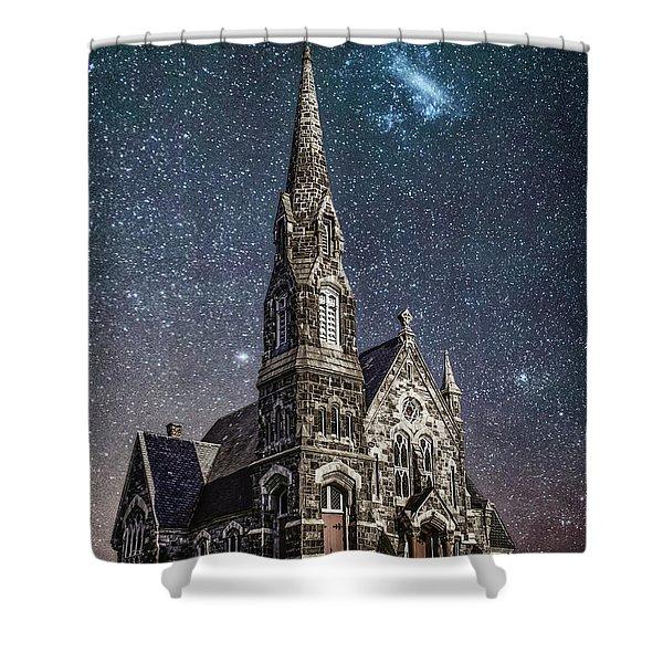Starlight Shower Curtain