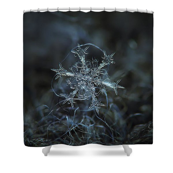 Starlight, Panoramic Version Shower Curtain
