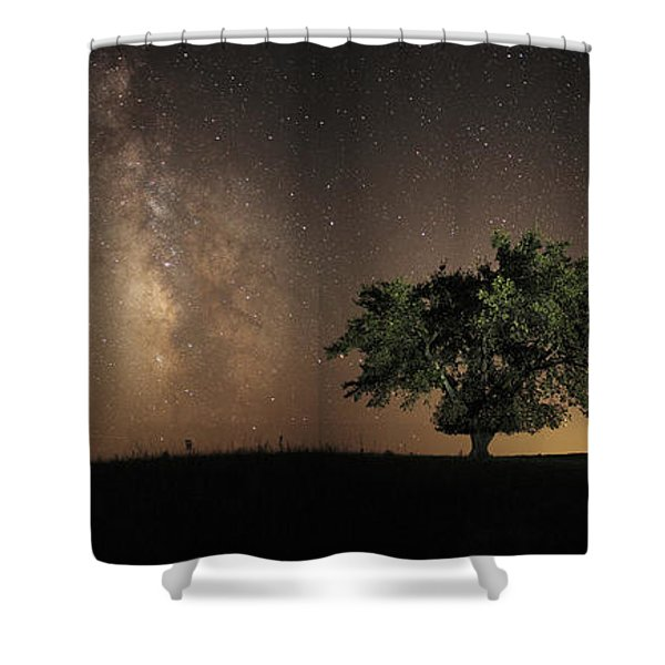 Stars Shine Brightly Shower Curtain