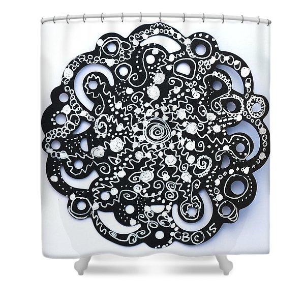 Stars Shower Curtain