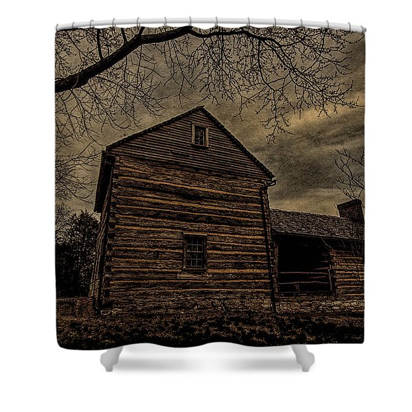 State Capital Of Tennessee Shower Curtain