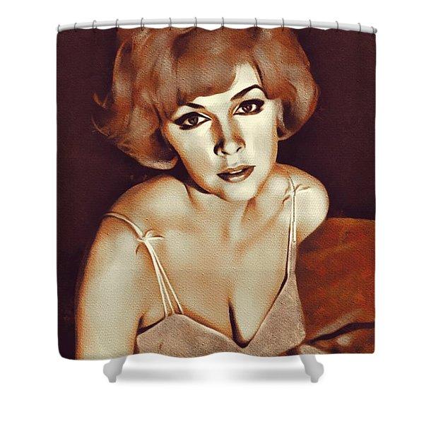 Stella Stevens, Actress Shower Curtain
