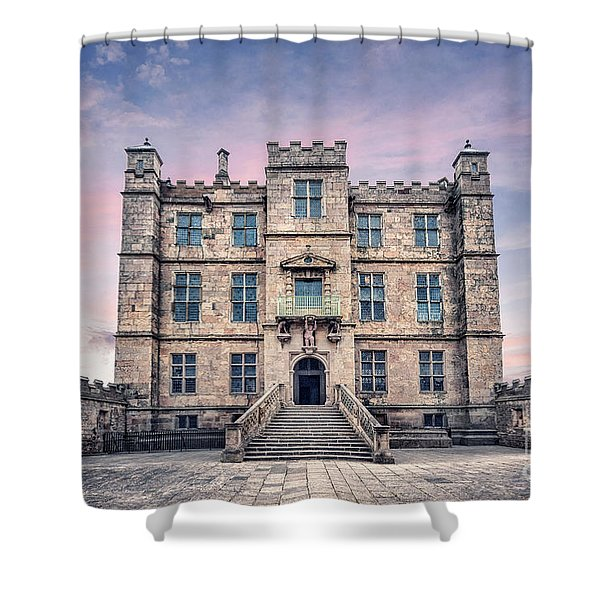 Step Back In Time Shower Curtain