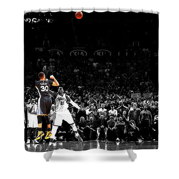 Steph Curry Its Good Shower Curtain