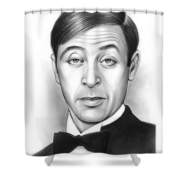 Steve Franken Shower Curtain