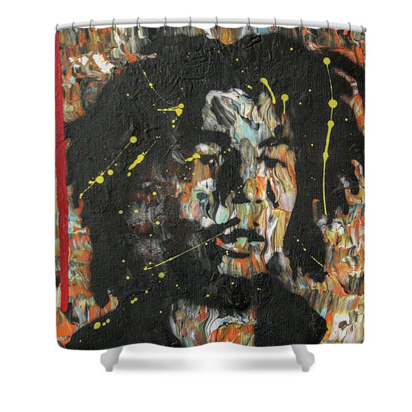 Stir It Up Darling Shower Curtain