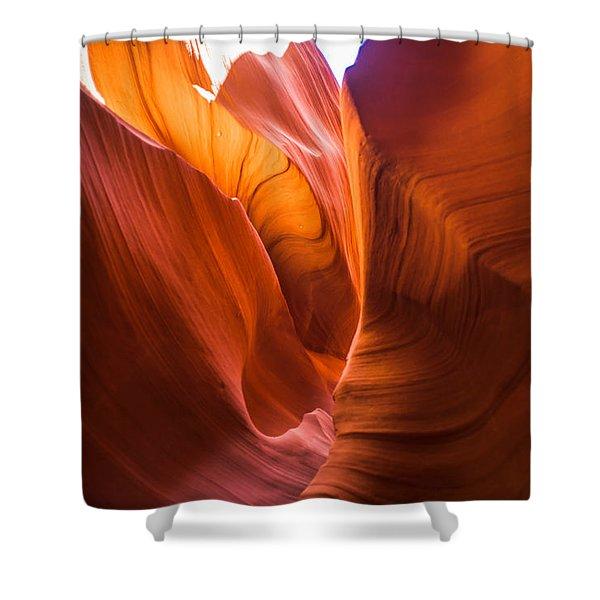 Stone Platlette Shower Curtain