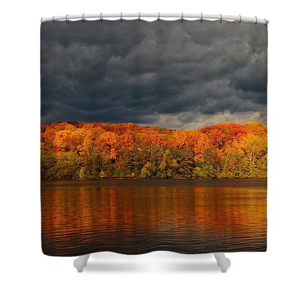 Storm  2 Shower Curtain