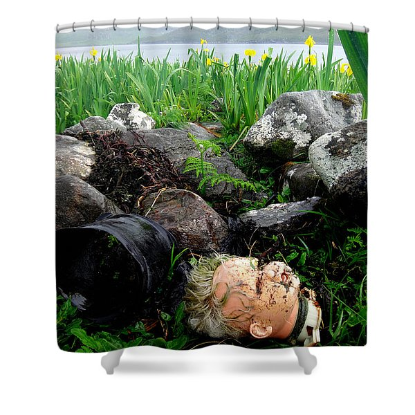 Storm Casualty Shower Curtain
