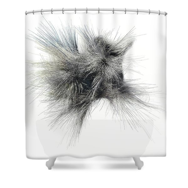 Strands 1 Shower Curtain