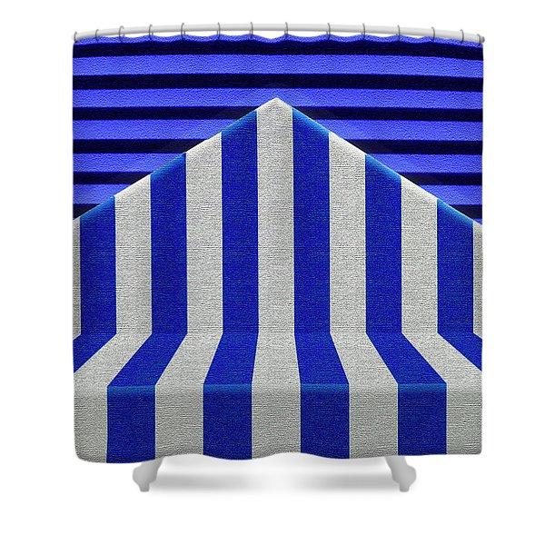 Stripes Shower Curtain
