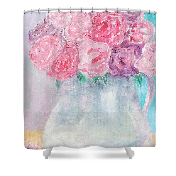 Study  Shower Curtain