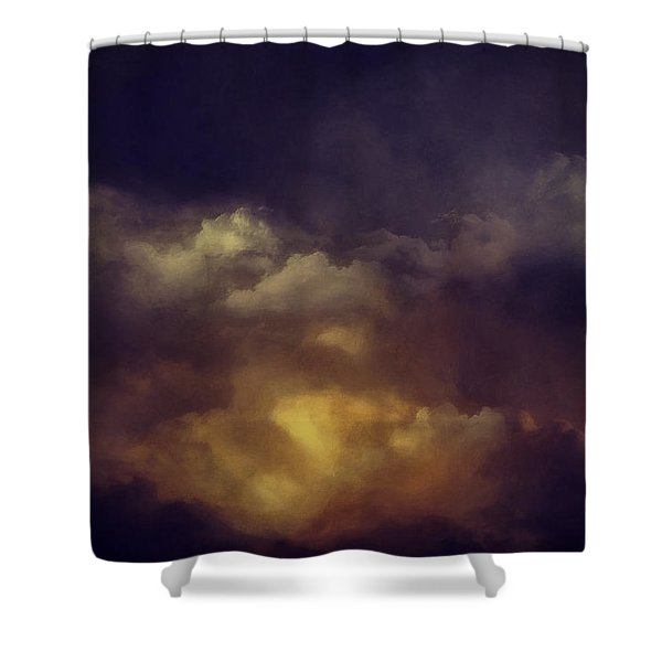 Sublime Dreamscape Shower Curtain