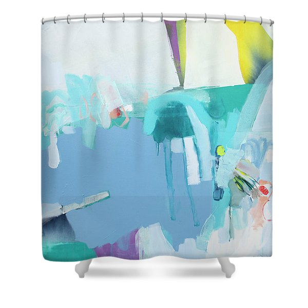 Suddenly So Strong Shower Curtain