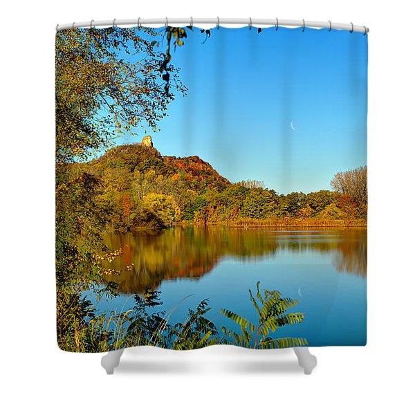 Sugarloaf - Autumn Shower Curtain