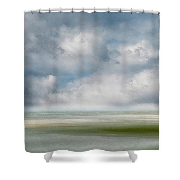 Summer Day, Dennis Shower Curtain