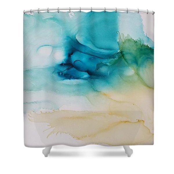 Summer Day Shower Curtain