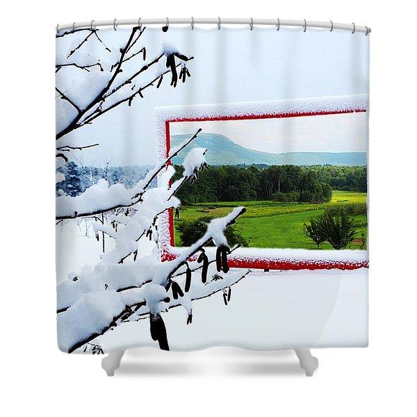 Shower Curtain featuring the photograph Summer Dreams by Sven Kielhorn