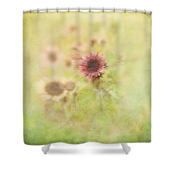 Summer Fields Shower Curtain