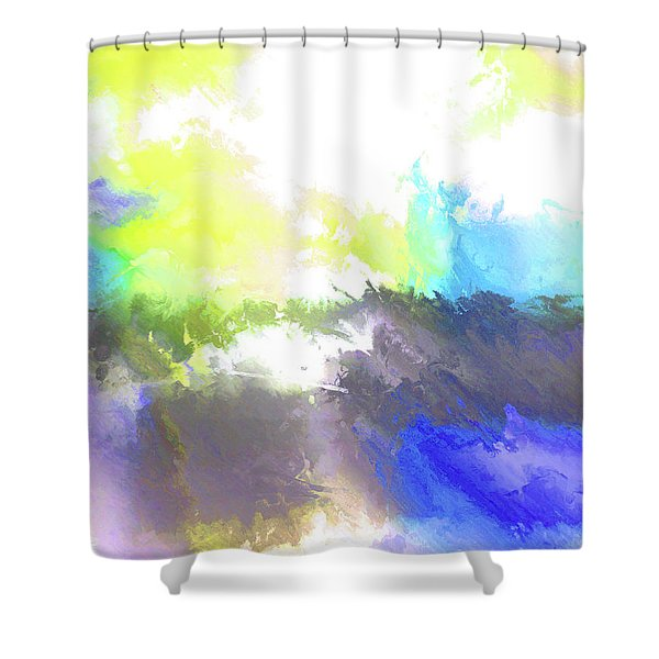 Summer IIi Shower Curtain