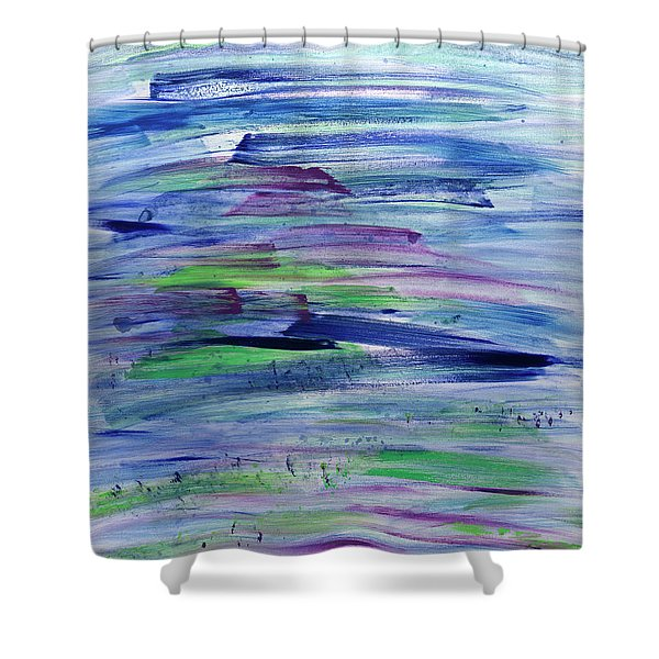 Summer Inspiration 2 Shower Curtain
