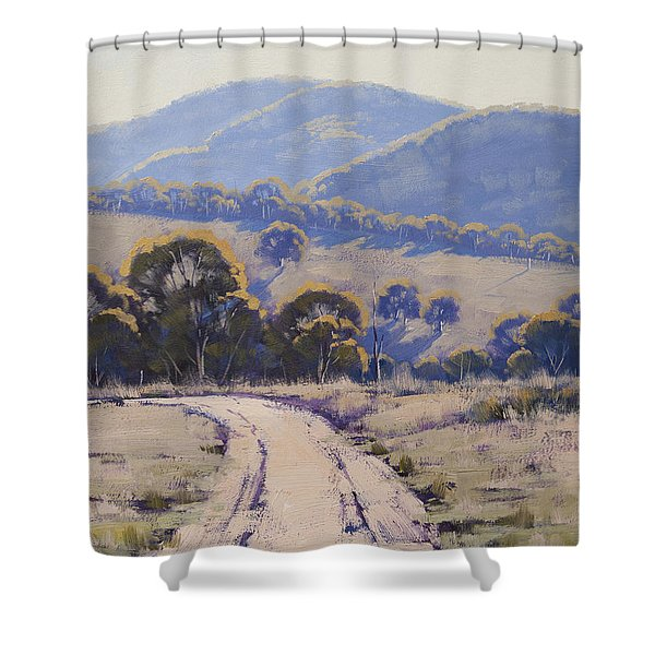 Summer Light Lithgow Shower Curtain