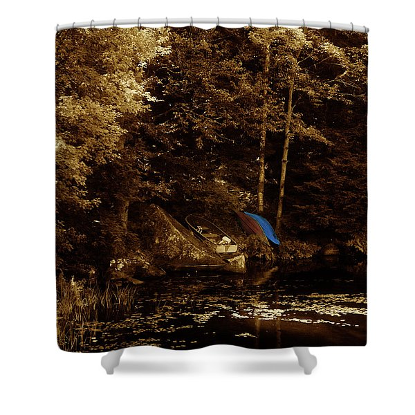 Summer Obsession Shower Curtain
