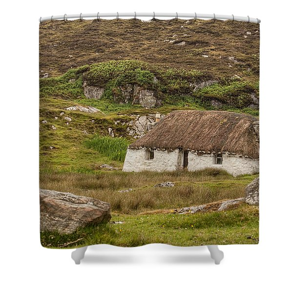 Summer Retreat II Shower Curtain