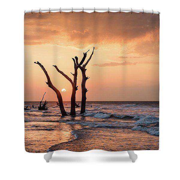 Sun Is Up Shower Curtain