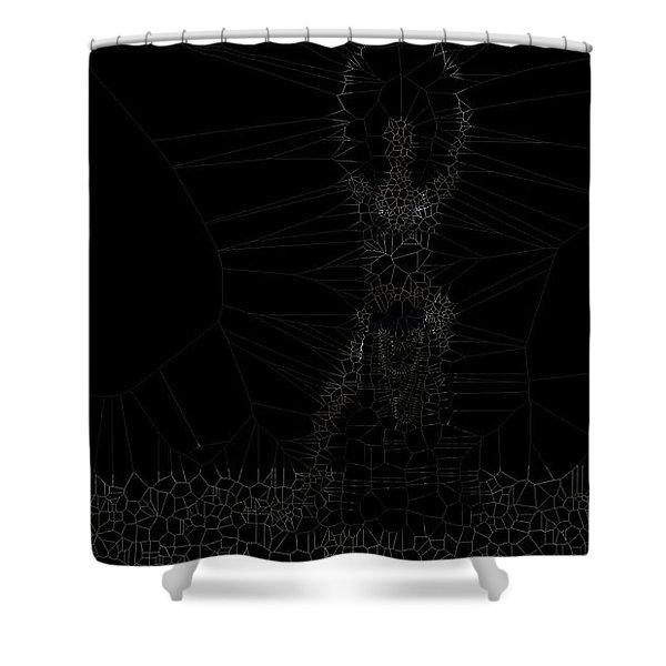 Sun Shower Curtain