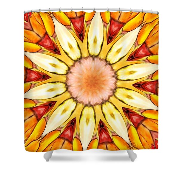 Sunbloom Shower Curtain