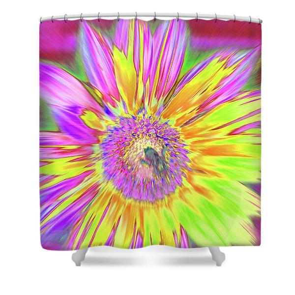 Sunbuzzy Shower Curtain