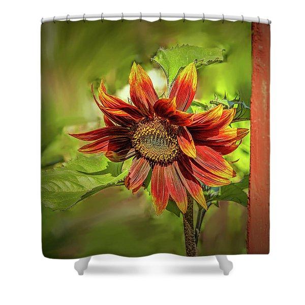 Sunflower #g5 Shower Curtain