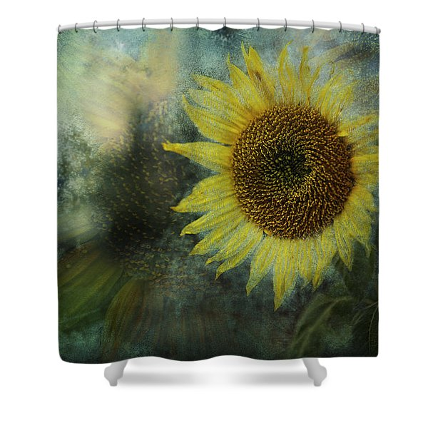 Sunflower Sea Shower Curtain
