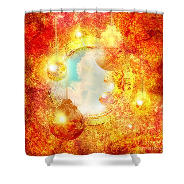 Sungate Shower Curtain