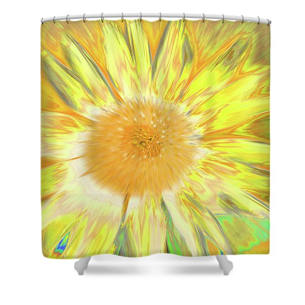 Shower Curtain featuring the photograph Sunking by Cris Fulton