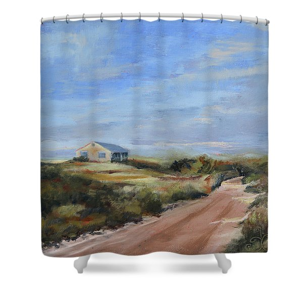 Sunlight's Coming Shower Curtain