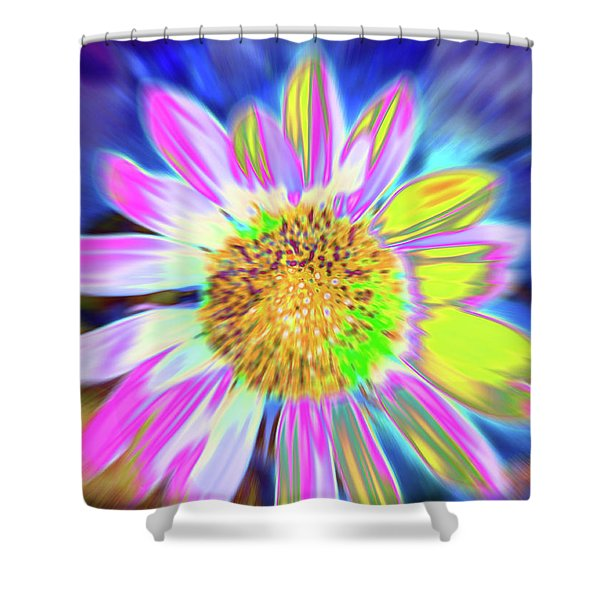 Shower Curtain featuring the photograph Sunrapt by Cris Fulton
