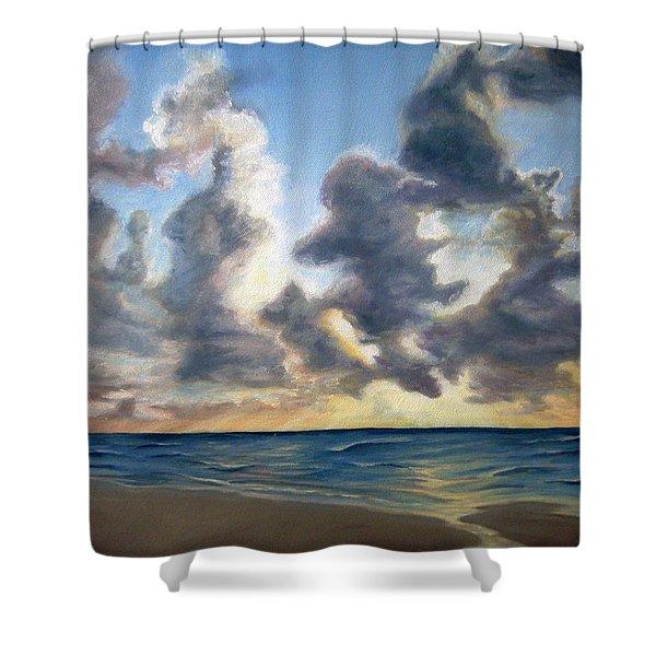Sunrise 01 Shower Curtain