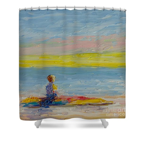 Sunrise #11 Shower Curtain