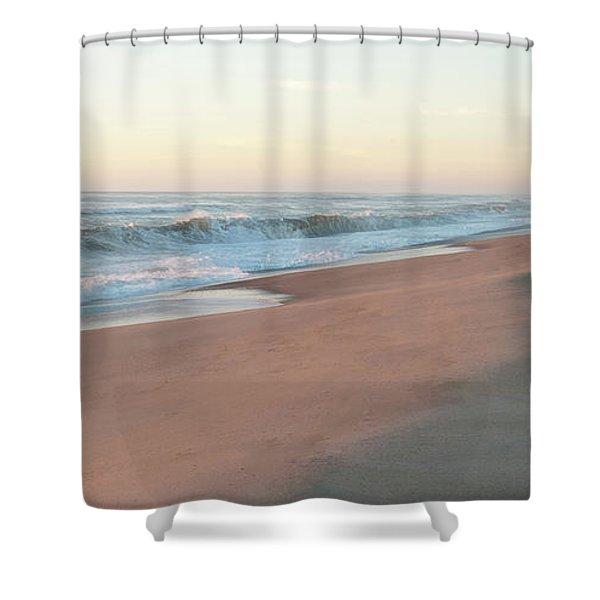 Sunrise At Nauset Shower Curtain