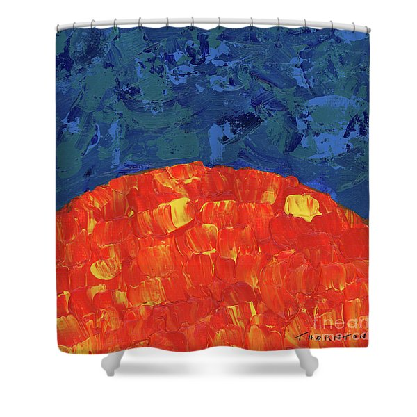 Sunrise Sunset 4 Shower Curtain